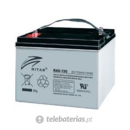 Batería ritar ra6-150 6v 160ah