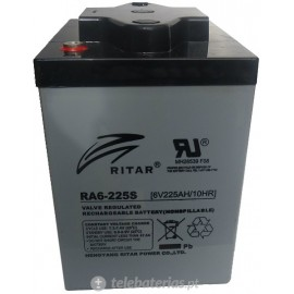Batería ritar ra6-225s 6v 225ah