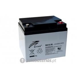 Ritar Ra12-38 12V 38Ah battery
