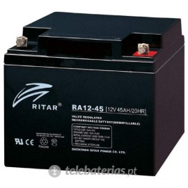 Batería ritar ra12-45 12v 45ah