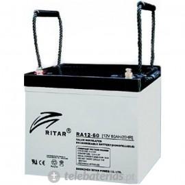Batería ritar ra12-60 12v 60ah
