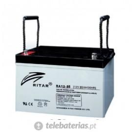 Batería ritar ra12-85 12v 85ah