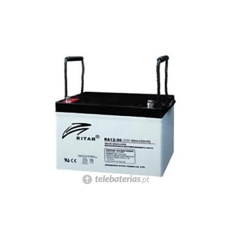 Batería ritar ra12-90 12v 90ah