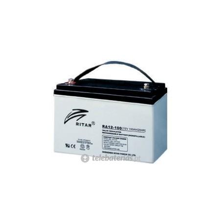 Batería ritar ra12-100 12v 107ah