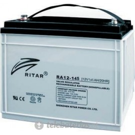 Batería ritar ra12-145 12v 145ah