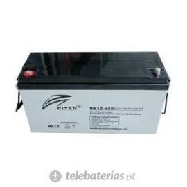 Batería ritar ra12-150 12v 161ah