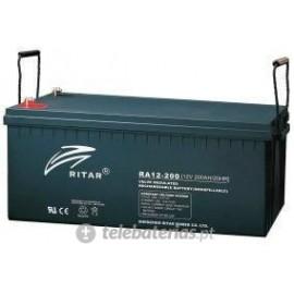 Batería ritar ra12-200-f16 12v 214ah