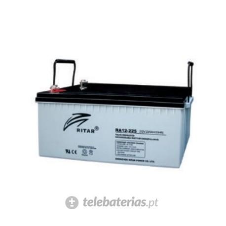 Batería ritar ra12-225-f16 12v 225ah