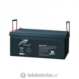 Batería ritar ra12-180b 12v 180ah