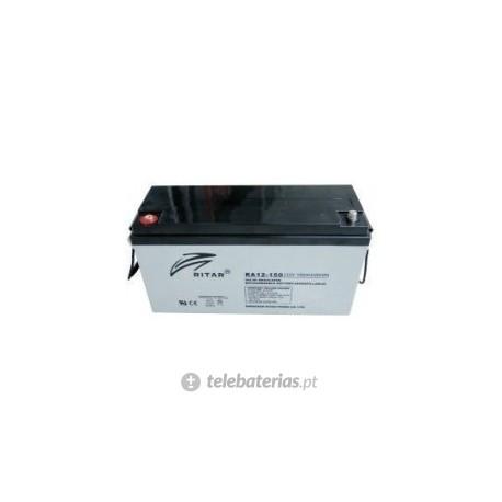 Batería ritar ra12-150b 12v 150ah