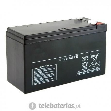 Batería blanca agm12-7 12v 7,7ah
