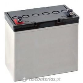 Batería blanca gel12-50 12v 50ah