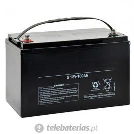 Batterie blanca agm12-100 12v 100ah