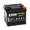 Batterie exide g40 12v 40ah