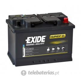 Batería exide g80 12v 80ah