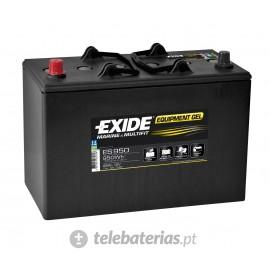 Batterie exide g85 12v 85ah