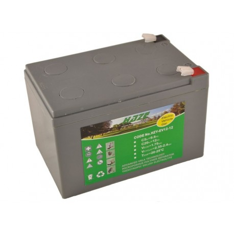 Batterie haze hzy-ev12-12 12v 12ah