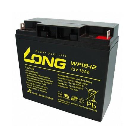 Batería long wp18-12 12v 18,5ah