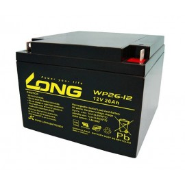Long Wp26-12 12V 26Ah battery