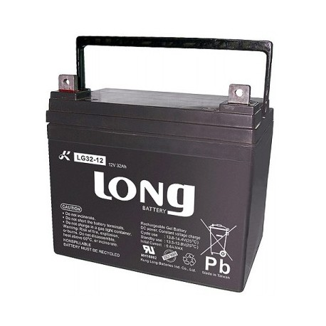 Long Lg32-12 12V 32Ah battery