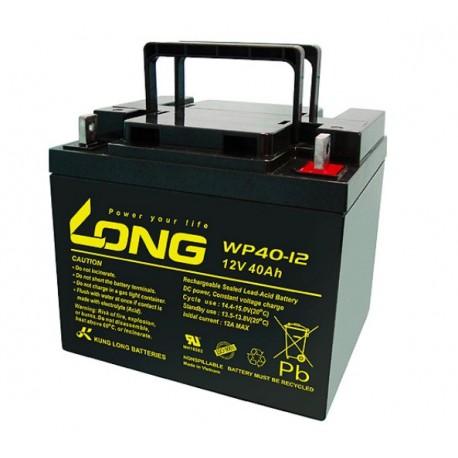 Batería long wp40-12 12v 40ah