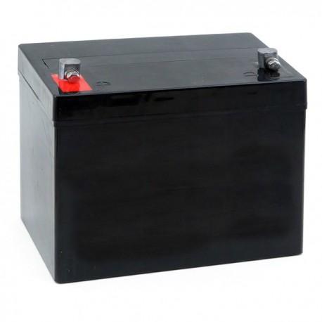 Batería blanca agm12-55 12v 59ah