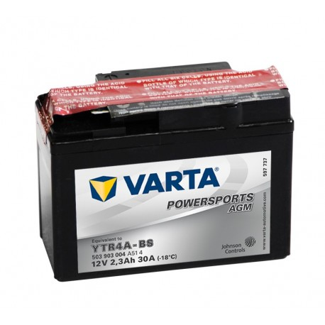 Varta Ytr4A-Bs 12V 3Ah battery