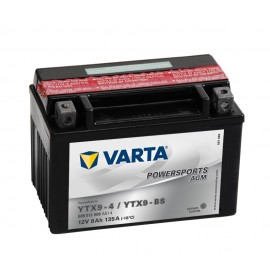 Varta Ytx9-4 Ytx9-Bs 12V 8Ah battery