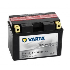 Varta Ttz12S-4 Ttz12S-Bs 12V 9Ah battery