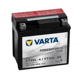 Batería varta ytx5l-4 ytx5l-bs 12v 4ah