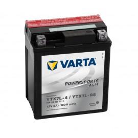 Batería varta ytx7l-4 ytx7l-bs 12v 6ah