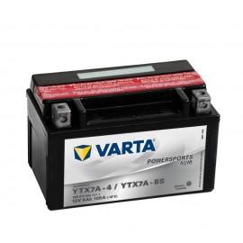 Batería varta ytx7a-4 ytx7a-bs 12v 6ah