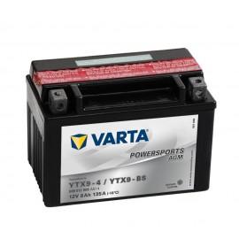 Batería varta ytx9-4 ytx9-bs 12v 8ah
