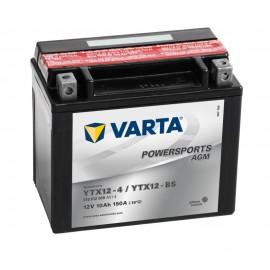 Batería varta ytx12-4 ytx12-bs 12v 10ah