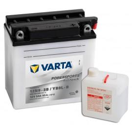 Batería varta 12n9-3b yb9l-b 12v 9ah