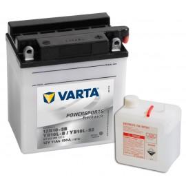 Batería varta 12n10-3b yb10l-b yb10l-b2 12v 11ah