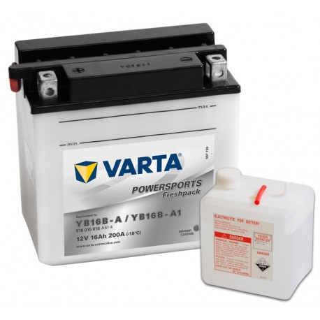 Batería varta yb16b-a yb16b-a1 12v 16ah
