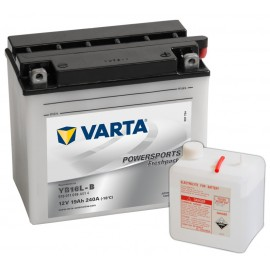Varta Yb16L-B 12V 19Ah battery