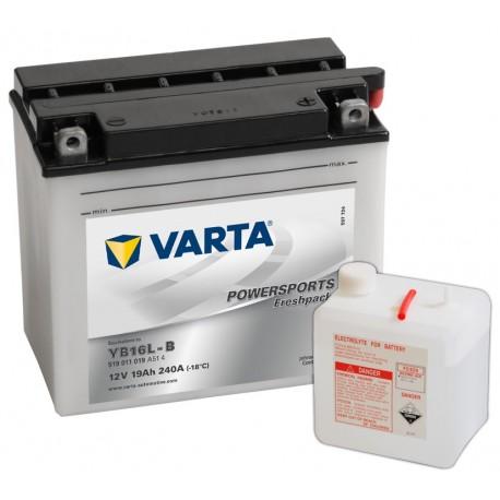 Batería varta yb16l-b 12v 19ah