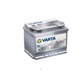 Varta D52 12V 60Ah battery