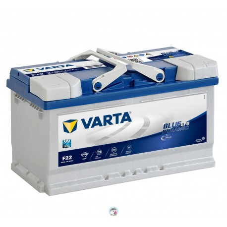 Varta F22 12V 80Ah battery