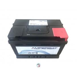 AMPERBAT 12V 75Ah battery